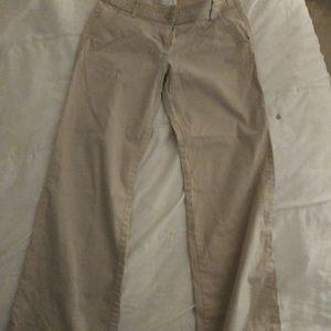 Ann Taylor LOFT khakis. Like new!